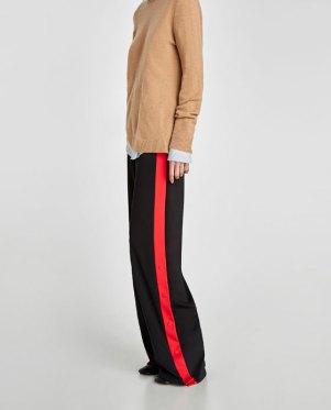 pantalon bande